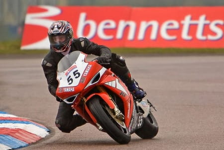 Emmett formerly raced in BSB