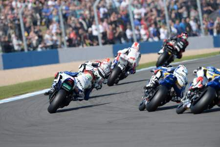 Donington Park is to host the British round of the World Superbike Championship from 2014
