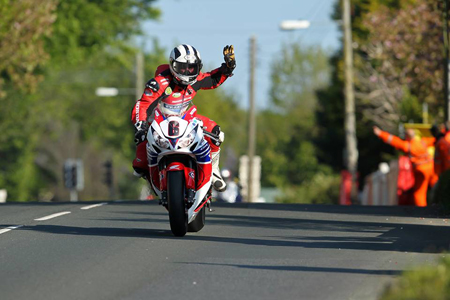 Michael Dunlop won 4 TTs this year