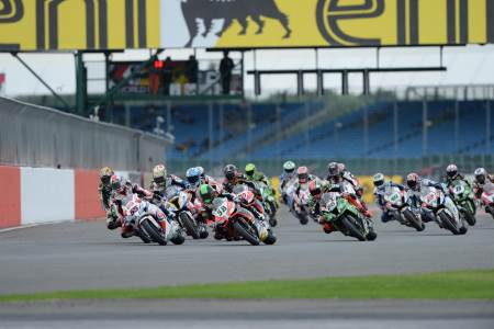 Silverstone won't be on the 2014 calendar