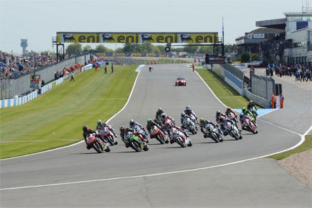 What does the future hold for WSBK in the UK?