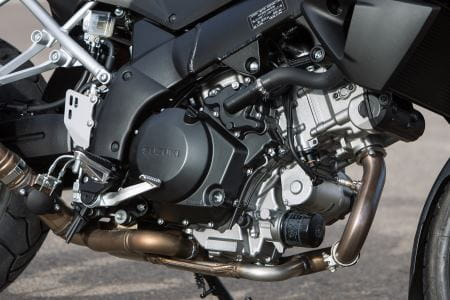 The V-Strom 1000 is back