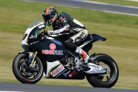 Laverty had a successful year in CRT
