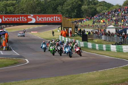 Mallory Park could host BSB once again