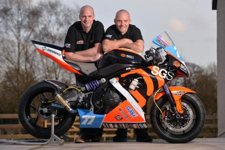 Ryan Farquhar and Keith Amor will come out of retirement to race as team-mates at the 2014 TT