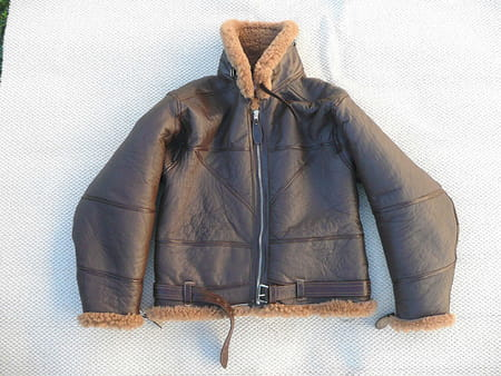 Aces High replica Irvin flying jacket