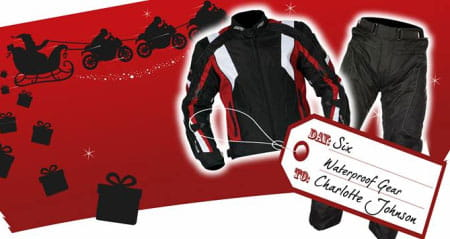 Student biker's dream comes true with Bennetts this Christmas