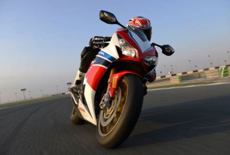 The new Fireblade SP