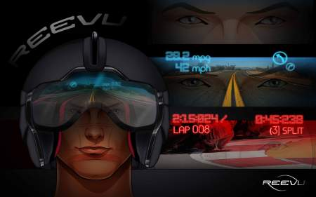 Reevu aim to bring Heads-Up Display to the market by 2015