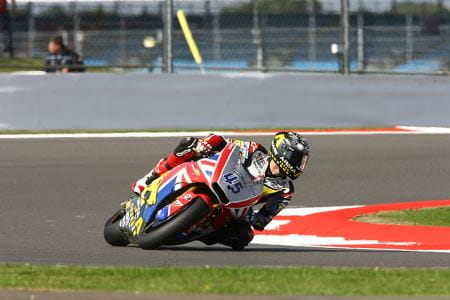 Redding took the win at Silverstone