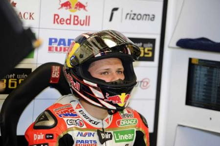 Stefan Bradl will be hoping to perform this year