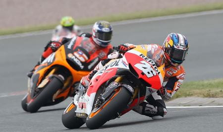What can Pedrosa do about Marc Marquez this year?