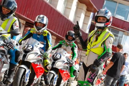 The FIM will run more women's training camps