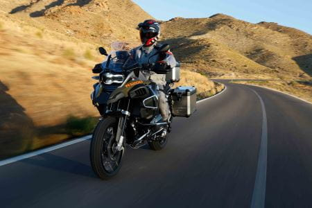 BMW's R1200GS Adventure
