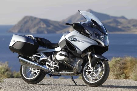 BMW's R1200RT
