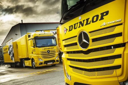 Dunlop are to close their Motorsport HQ in Birmingham