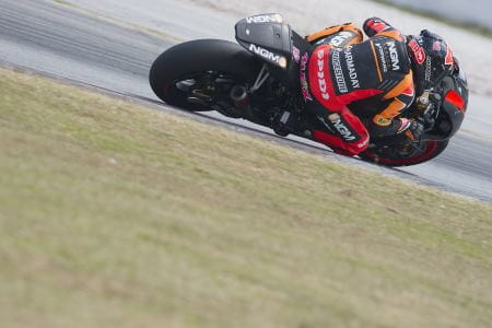 Espargaro is impressing in Sepang