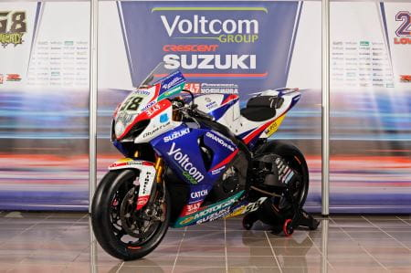 Eugene Laverty's 2014 contender
