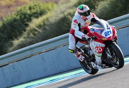 Iddon impressed in Supersport last year