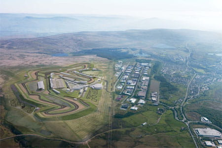 The Circuit of Wales won't be ready for 2015