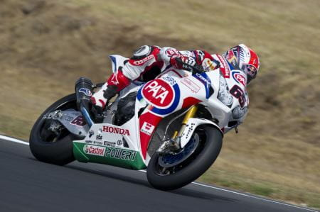 Jonathan Rea will be looking to improve