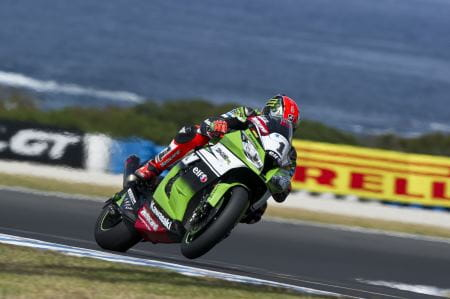 Kawasaki World Superbikes