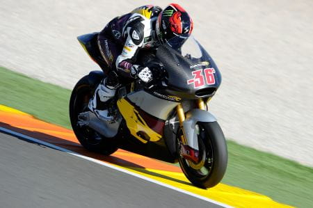 Kallio topped the Moto2 vouchers