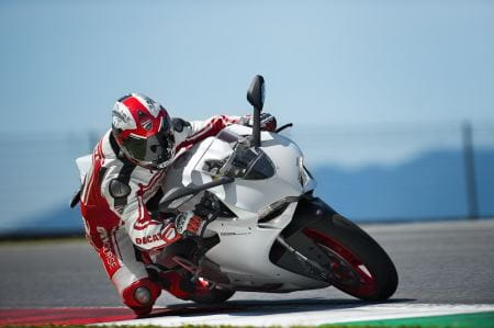 Ducati will hold track days at Donington and Silverstone