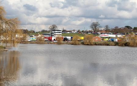 Mallory Park reopened at the weekend