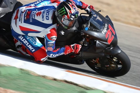 Hopkins returned to racing in Cartagena