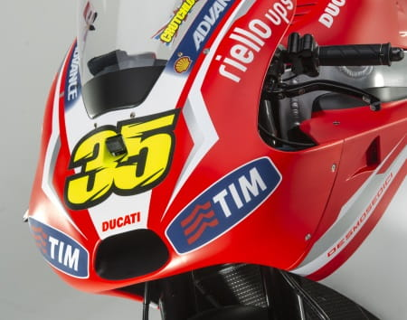 Crutchlow's 2014 steed
