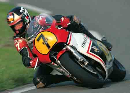 Barry Sheene is one of the most successful British racers of all time