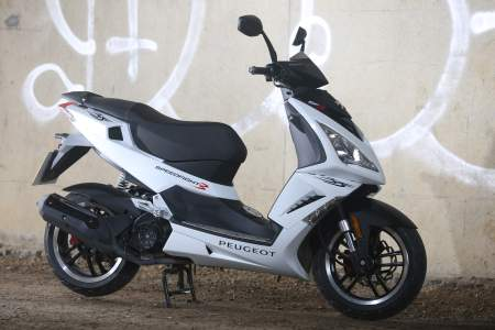 Peugeot Speedfight 125 Bike Social review