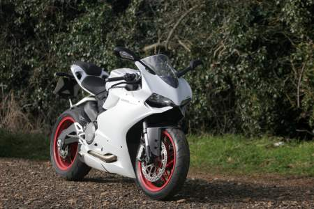 Ducati 899 Panigale like this was stolen from London yet recovered in Lithuania within 48 hours