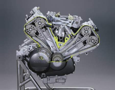 Honda VTECH engine