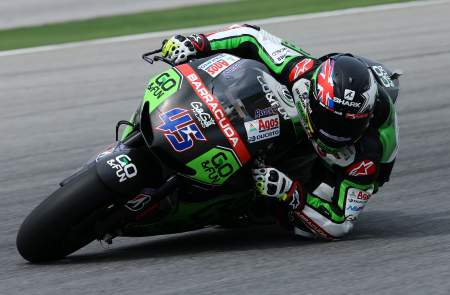 Scott Redding speaks ahead of his debut MotoGP season