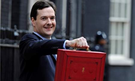 George Osbourne. Photo: EPA