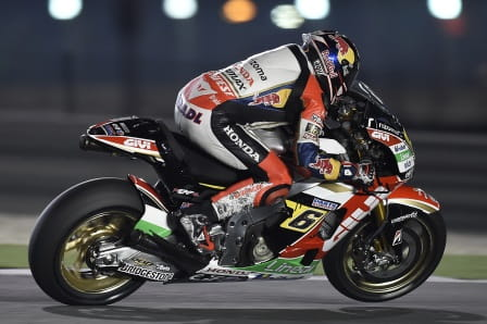 Stefan Bradl is back with LCR this year