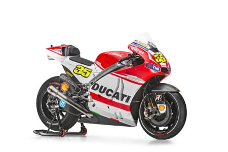 Ducati is entitled to the open class concessions in 2014