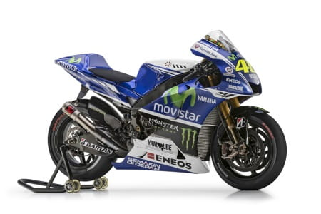 Yamaha has a title sponsor for 2014