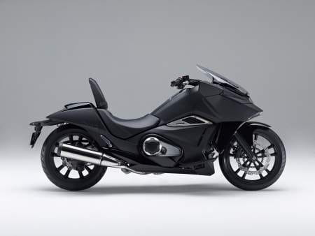 Honda announce the NM4 Vultus