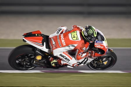 Parrish thinks the move to Open will help Ducati