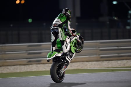 It was a good debut for Redding in Qatar