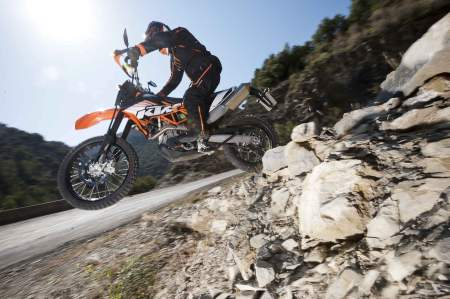 KTM Enduro R review
