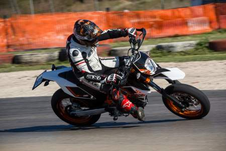 KTM Enduro SMC R review