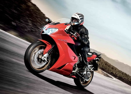 A host of changes give the 2014 VFR800F a new lease of life.
