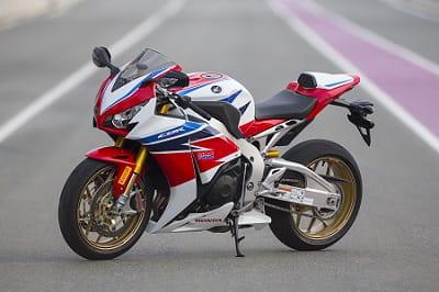 Honda Cbr1000rr Fireblade Sp 2014 Uk Test