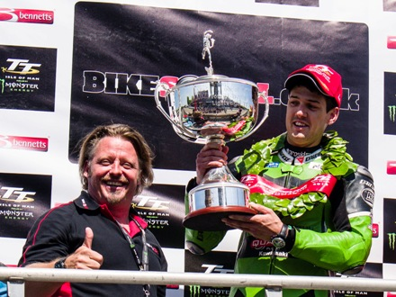 James Hillier won the Lightweight Race in 2013, can he repeat it 2014?