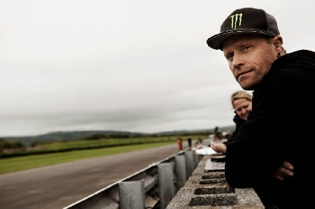 Keith Flint talks setting up a Supersport team