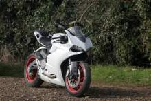 899 Panigale - certainly worth a test ride